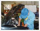 オーストラリアで自動車整備士