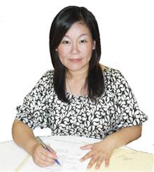早苗さん。RCA講師