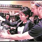 バリスタのプロから学ぶコーヒーアート