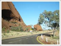 オーストラリアの風景